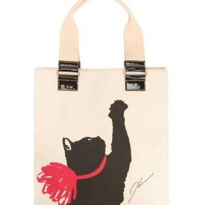 Milu Print Tote Handbag by Jason Wu for Target